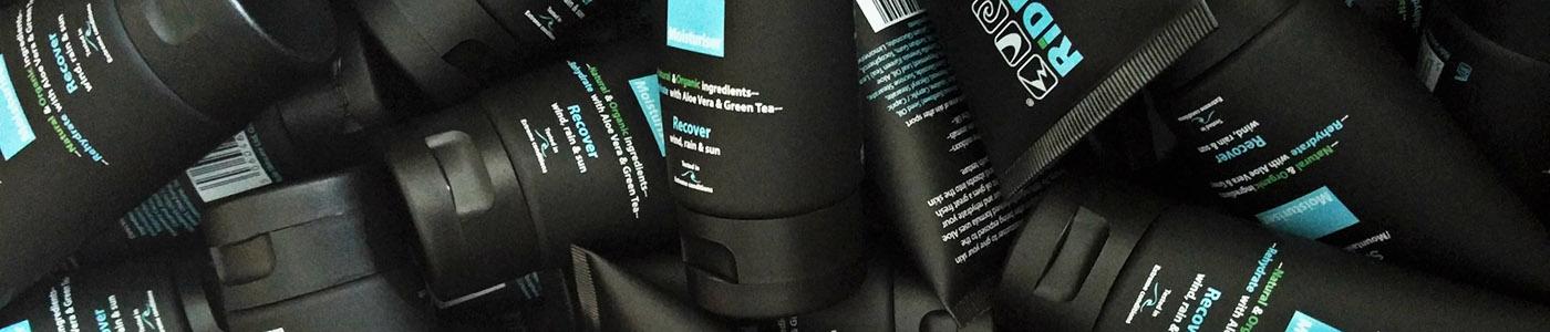 Bottles ride recover moisturiser